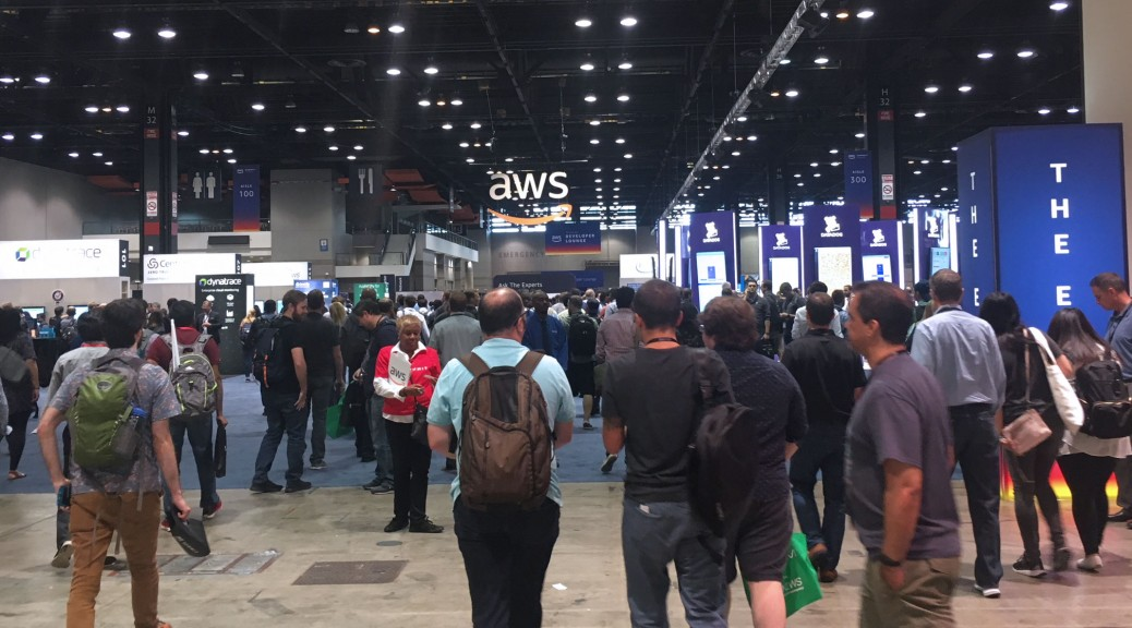 AWS Summits 2018: Chicago Recap - ScaleGrid Blog